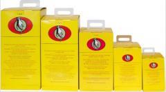 Контейнеры безопасной утилизации (КБУ)