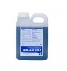 Means disinfecting Dyulbak of DTBL (France)