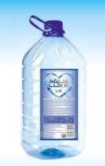 Воды питьевые