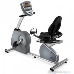 Горизонтальный велотренажер CIRCLE Fitness R-6000