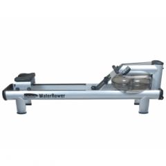 Гребной тренажер WATERROWER серии M1 на высоких ножках с дисплеем 510 S4
