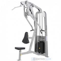 Tpeнaжep Тяга сверху/Гребная тяга с упором в грудь HOIST HD-2300