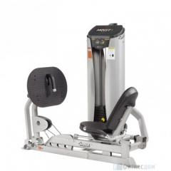 Tpeнaжep жим ногами сидя/Икроножные HOIST HD-3403