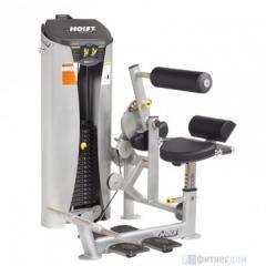 Tpeнaжep пресс/Нижняя спина HOIST HD-3600