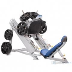 Exercise machine inclined press HOIST CF-3355 legs