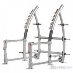 Rack for squats of HOIST CF-3367