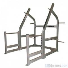 Rack for squats of FOREMAN FW-819