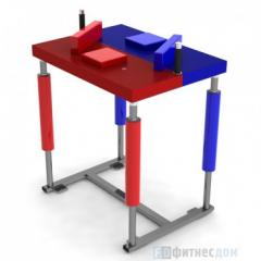 Table for FOREMAN FR-865 armwrestling