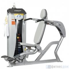 The exercise machine the Press from HOIST RS-1501