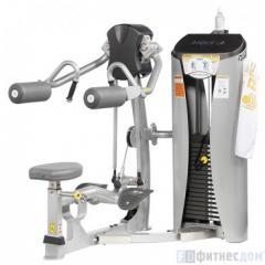 The exercise machine Deltoid sitting HOIST RS-1502