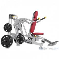 The exercise machine Push-up sitting HOIST
