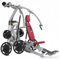 The exercise machine the Press from HOIST RPL-5301