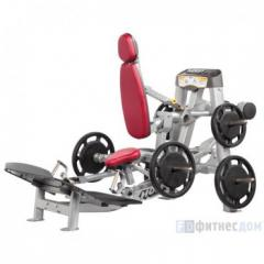 Exercise machine Hook squat / Stanovaya draft of