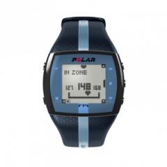 POLAR FT4M pulsator blue