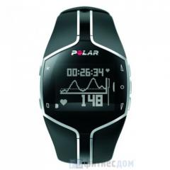 Polar FT80 pulsator black