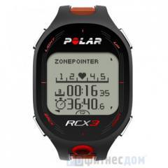 Пульсометр POLAR RCX3 Black/Orange