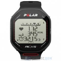 POLAR RCX5 pulsator