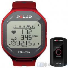 Пульсометр POLAR RCX5 RED G5