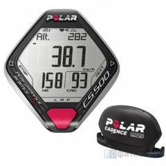 Пульсометр POLAR СS500 CAD
