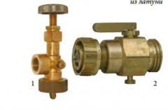 Клапан сливной PN25 для опорожнения емкости