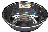 Bowl of 200 mm from stainless steel [RGS-3020]