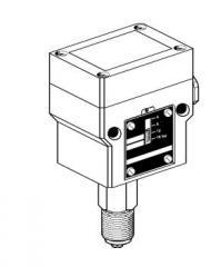 Прибор контроля давления с РТВ-аттестатом