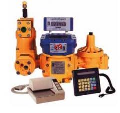 Установка комплектная измерительная PN25 тип