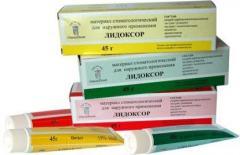 Lidoksor gel - anesthetic stomatologic, 45gr