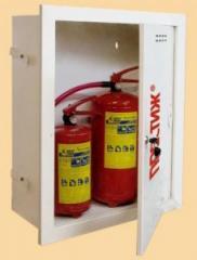 Cases firefighters built-in PRESTIGE 01-VOB-ogn