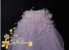 Свадебная фата, Аксессуары свадебные