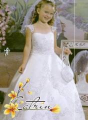 Платья нарядные детские