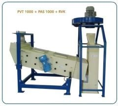 Vibration separator of PVT-1000