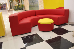 Upholstered furniture of M - 13