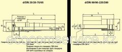 Переходники ПЭ-ВП/сталь USTR D125/100