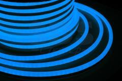 Flexible neon light-emitting diode 360, constant