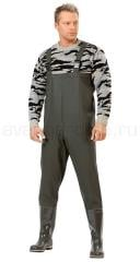 Semi-overalls fishing PVC. Article 046200