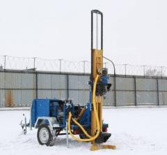 TM 80 drilling rig