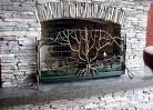 Interior elements shod forge
