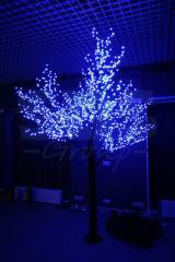 LED tree the Oriental cherry, height 1,5m,