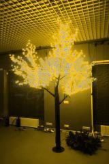 LED tree the Oriental cherry height 1,5m, diameter