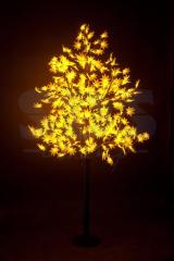 LED tree the Maple, height 2,1m, diameter of krone