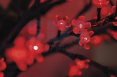 LED tree the Oriental cherry, height 2,4m,