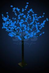 LED tree the Oriental cherry, height of 1,5 m,