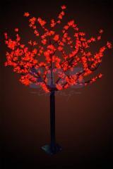Светодиодное дерево Сакура,  высота 1, 5 м, ...