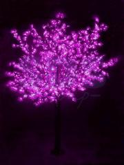 LED tree the Oriental cherry, height 3,6m,