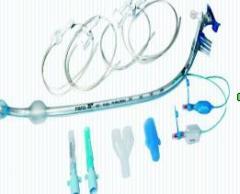 Endobronchial tube of PORTEX for separate