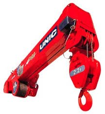 Crane Manipulyatorny Installations (CMI) of the