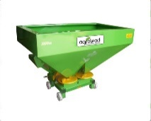 Spreader of min. fertilizers emk 1