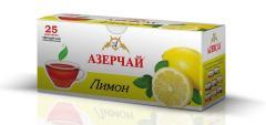Tea the flavored Lemon