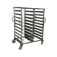 The cart 20 for Thermo trays of AVATHERM